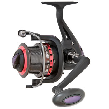 CARRETE ET BLACK  FIGHTER FEEDER 7000 6+1BB