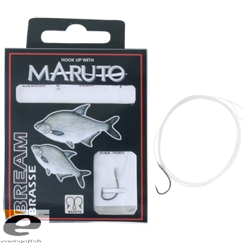 ANZUELO MARUTO BREAM 9513 NEGRO 6